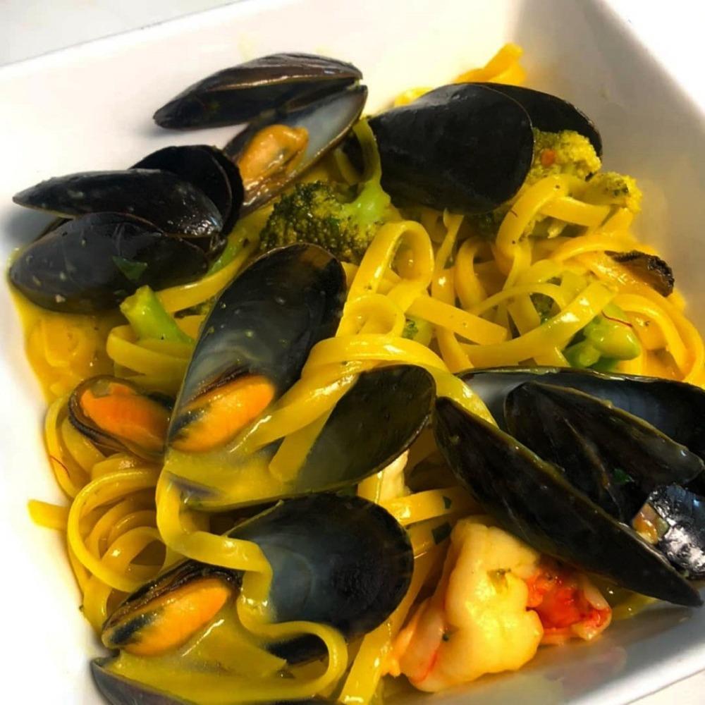 """From The Sea"" Linguini"